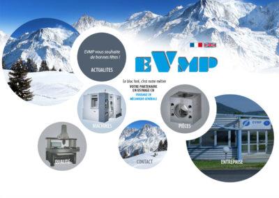 EVPM : création du site