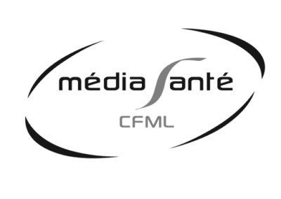 Media-sante-logo-creation-graphique